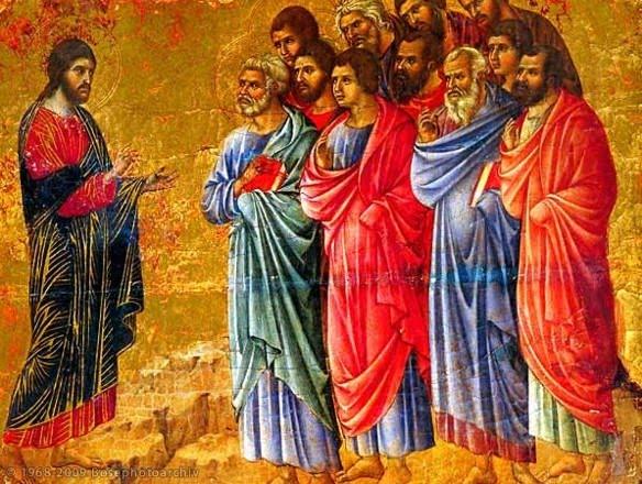 Resultado de imagem para Jesus chama os apostolos ícone