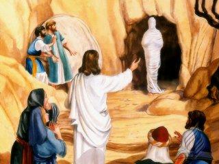 Resultado de imagem para ressurreição de lázaro