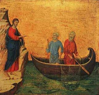 Resultado de imagem para Jesus chama os discípulos icone