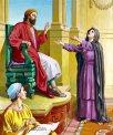 Resultado de imagem para imagem do juiz iníquo - em site católico