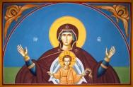 Resultado de imagem para imagem de maria mae de Deus - no vaticano