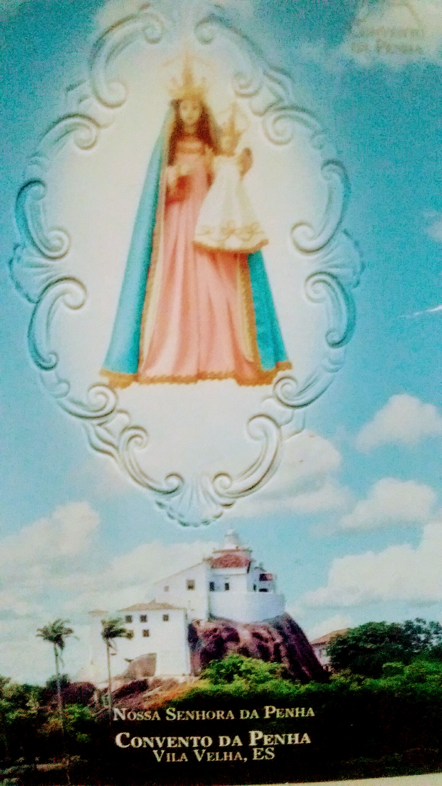 Que Nossa Senhora Da Penha Abençoe O Estado Do Espírito Santo Ide