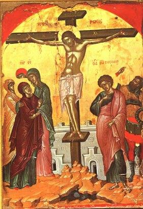 Resultado de imagem para imagem oriental de jesus morto na cruz