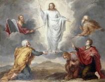 Resultado de imagem para imagem da transfiguração em site católico