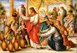 Resultado de imagem para imagem das bodas de caná